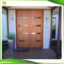 solid wood villa venting front entry doors with sidelites