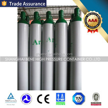 Made in China! CE/DOT/ISO/EU Standard medical portable 40L Steel argon cylinder