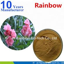 Brand new top quality oleander extract/nerium indicum extract powder with high quality