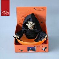 Alibaba online supplier Halloween Pumpkin Candy Bowl for party decoration