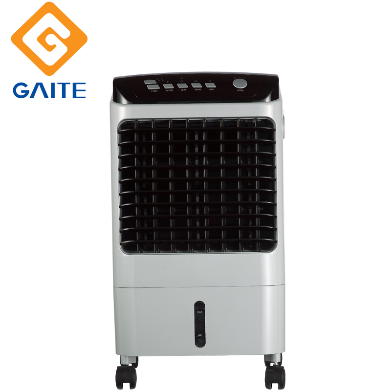 2018 Green Equipment Led Display noiseless air cooler cooling fan