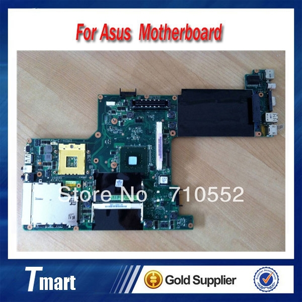 100% working Laptop Motherboard for ASUS VX2 NGHMB1000 - B02 Series Mainboard,Fully tested.