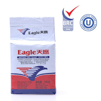 Eagle Low Sugar Instant Dry Yeast 500g for Bread