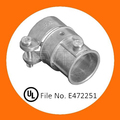 EMT to Flexible Metal Conduit Combination Coupling