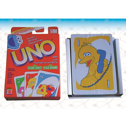 Manufacturer promotional cheap custom uno game card with good design