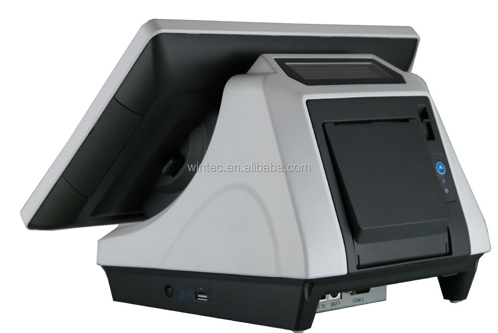 "10.1"" Mobile Windows 10 Tablet POS With Printer"