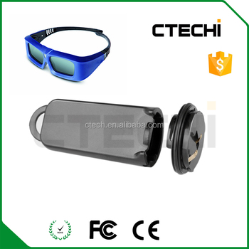 X101/X102 3d solar eclipse glasses 3V lithium coin cell CR2032