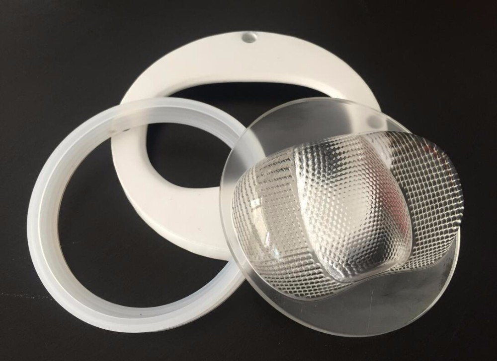 COB Led Glass Lens