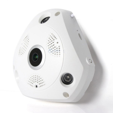 best selling 360 degree wifi 4g IP camera indoor panoramic IP VR 4g camera full view mini cctv 4g camera 2.0MP