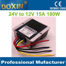 24v dc to 12v dc Electric Power Converter with compitive price rohs iso certificated converter