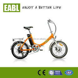 "20"" Light weight 7 speed one second fold sports pocket electric bike for teenager"