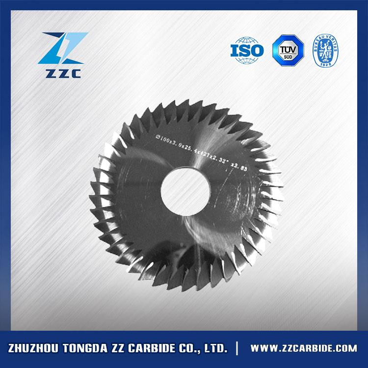 ZZC hot sale carbide saw blade for matal with great price