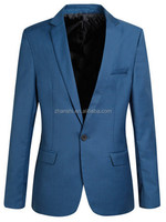 Korean Style High Quality Men Fashion Slim Fit Casual Suit Tuxedo
