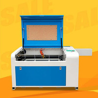 China desktop portable mini laser cutting machine,400mm*600mm with CE,manufacturer