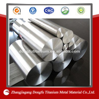 Annealed and rolled titanium round bar/ rod
