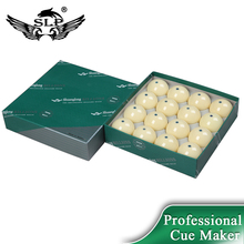 SLP QZ-24 Delicated Package 57.2mm 8 Pool Ball for Billiard