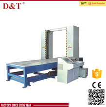 2016 D&T high quality Chinese cnc hot wire foam / polystyrene cutter in China