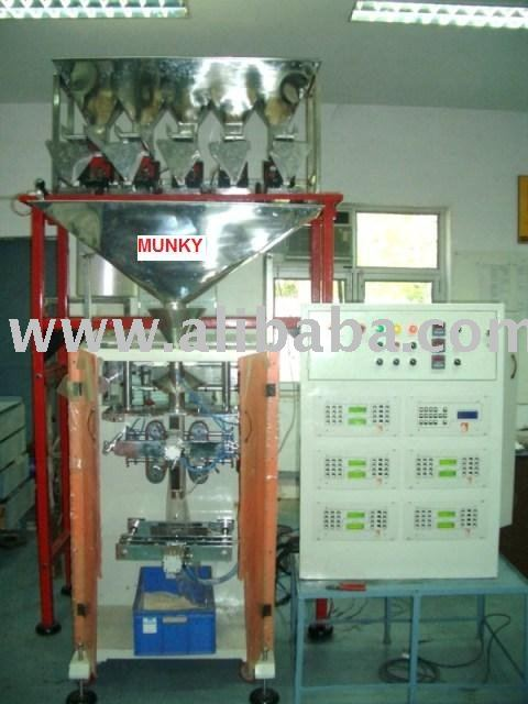 Weigh Filler Packaging Machine