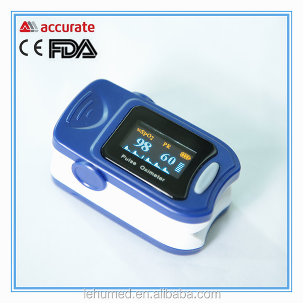 Medical pulse oximeter Finger Pulse Oximeter