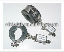 Microwave feeder clamp for waveguide cable ANDREW EWP77