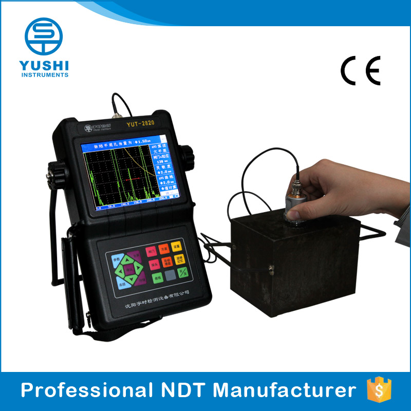 YUT2800 Ultrasonic Weld Test Equipment Testing