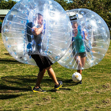 Giant ball 1.8M PVC Inflatable Loopyball Suit Zorb Ball for Adult