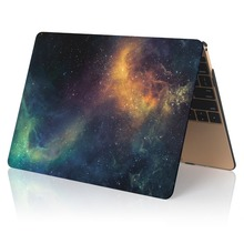 Factory price wholesales star pattern matt frosted case for air 11.6 laptop hard case laptop shell for acer