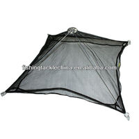 collapsible nylon crab fishing dip net