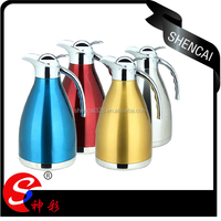 Double Wall Stainless Steel Vacuum Coffee Kettle 1.5L / 2.0L