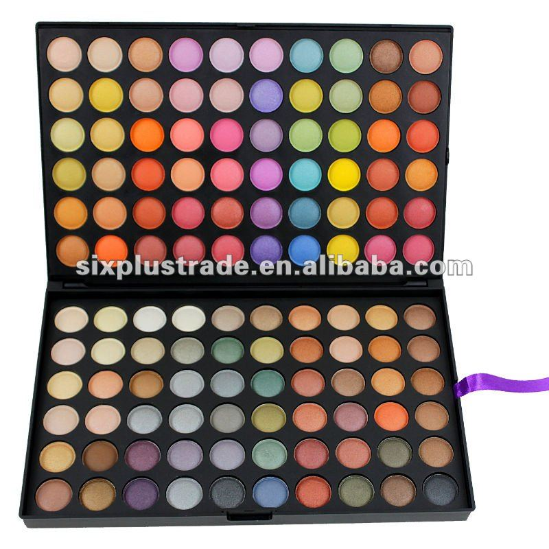 Professional 120 Colors Makeup Eye Shadow Palette (3#)