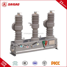 ZW32 12KV Outdoor High Voltage Vacuum Circuit Breaker Recloser (VCB)