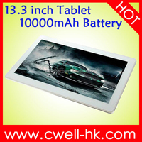 RK3188 Quad Core 1GB RAM/16GB ROM 13.3 inch android pc tablet