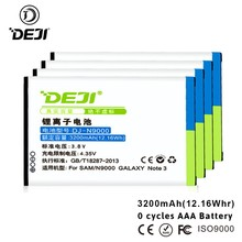 high quality mobile battery for Samsung N9000 galaxy note 3 battery