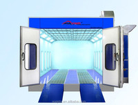 MAXAIR Designed vehicle Spray Booths with installation severice