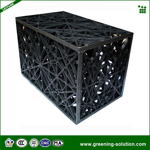 Plastic Rooftop Rainwater Collection System from China Manufacturer