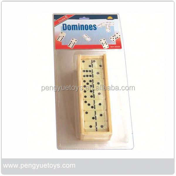 Plastic domino rally,Customized colored