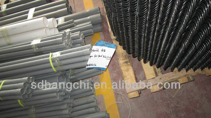 Strong Auger For Poultry Feeding System