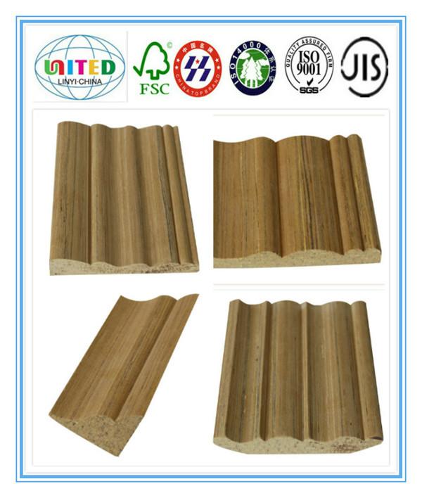 Wood Decorative Pillar Moulding/roman Column Furniture