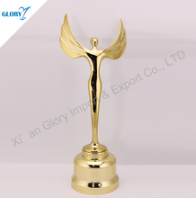 China Suppliers Electroplating Metal Art Trophy