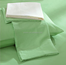 100% cotton pillow case,solid color pillowcase,plain dyed pillow cover