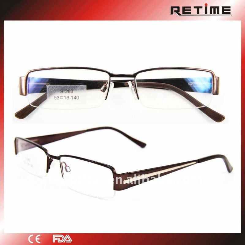 2012 fashion designer spectacles frames for men(S-263)