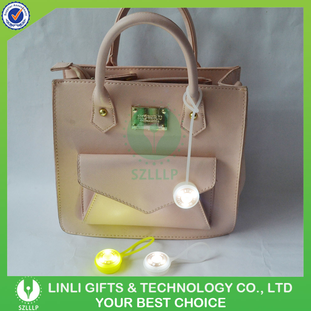 Promotional Logo Safety Led Bag Light