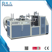 RUIDA Best Quality Automatic Recycle Paper Cup Forming Machine With Cheap Price