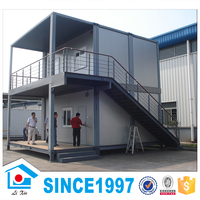 Light Steel Container House Used For Office, Shop, Living