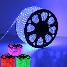 100m flexible light tape high voltage red yellow blue warm white green 60 LEDS/m SMD5050 waterproof 220V highlight LED strip