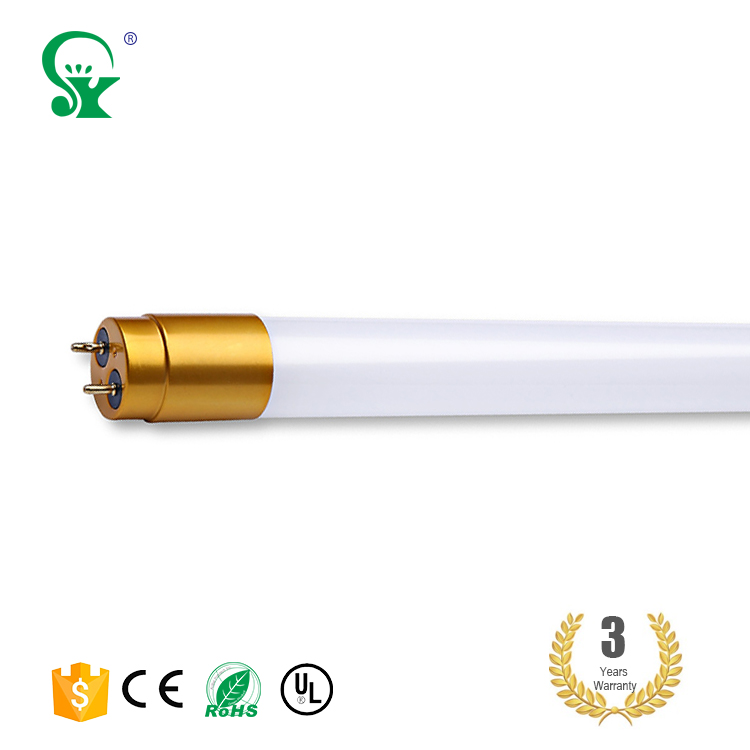 china New arrival 4 feet 4000K IP65 RoHS certification 3528 t8 led tube