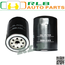 Car parts toyota hiace oil filter used for hiace 3L engine 15600-41010