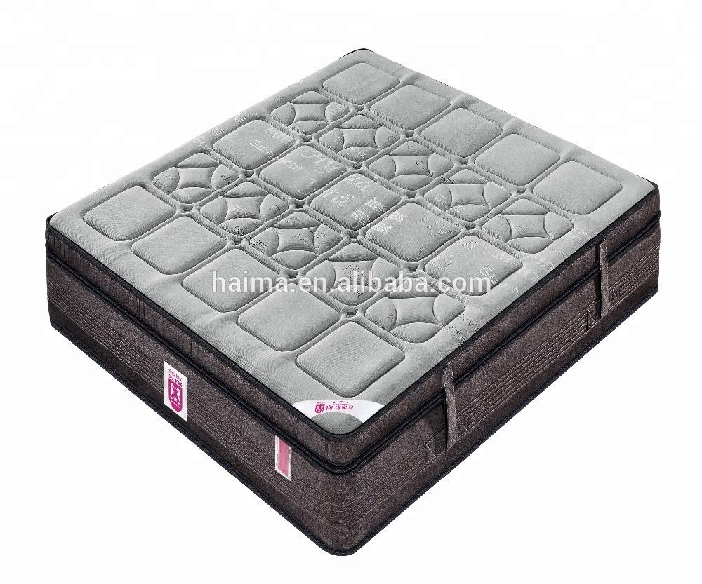 3D Knitting fabric vibrating lifestyle president mattress at 18 cm height - Jozy Mattress | Jozy.net