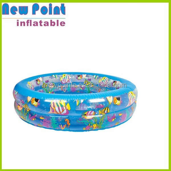 Blue cartoon inflatable swimming pool toys , inflatable swimming pools for kids,inflatable pools kids