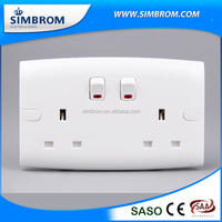 Wholesale Anti-Aging Metal Clad Switch Socket